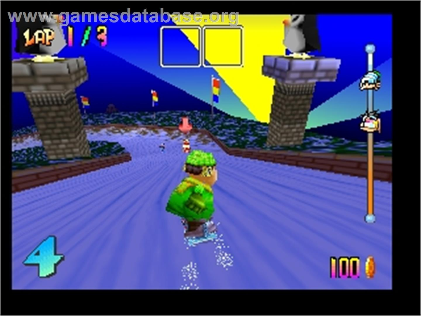 snowboard kids year 1998 tosec snowboard kids category sports mame n a