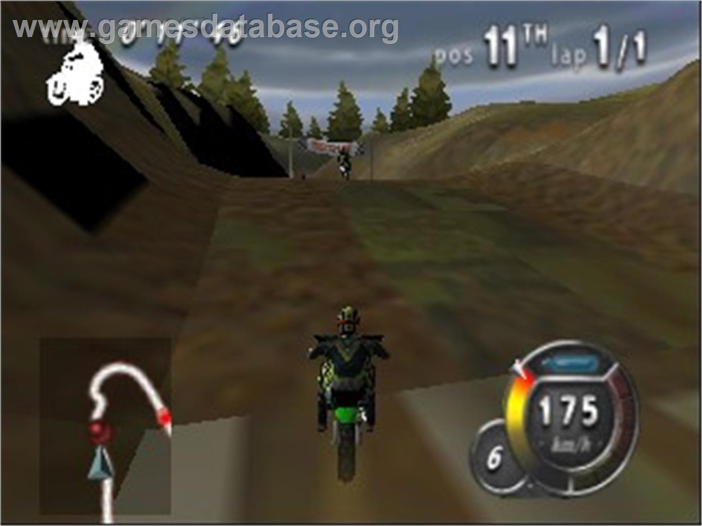 year 2000 tosec top gear hyper bike category sports mame n a game