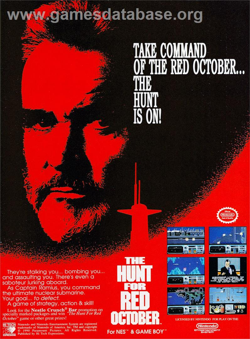 The Hunt for Red October (1990): The Crazy Ivan | That ...