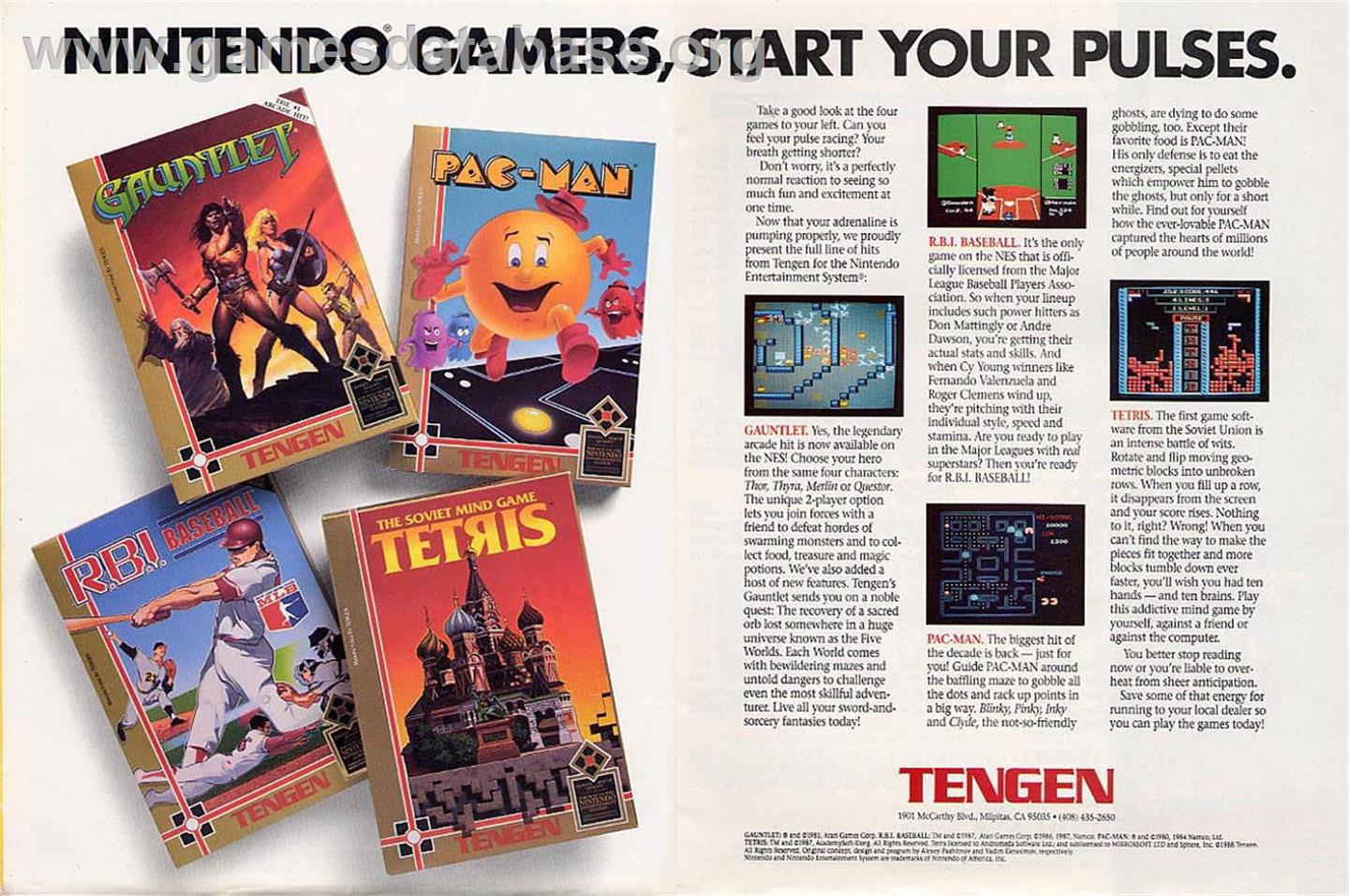 Tetris - Tandy TRS-80 CoCo - Artwork - Advert