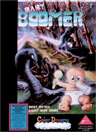 Box cover for Baby Boomer on the Nintendo NES.