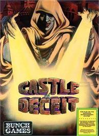 Box cover for Castle of Deceit on the Nintendo NES.