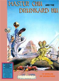 Box cover for Master Chu And The Drunkard Hu on the Nintendo NES.