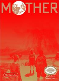 Box cover for Mother on the Nintendo NES.