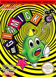 Box cover for Mr. Gimmick on the Nintendo NES.