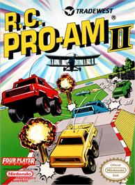 Box cover for R.C. Pro-Am 2 on the Nintendo NES.