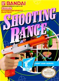 Box cover for Shooting Range on the Nintendo NES.