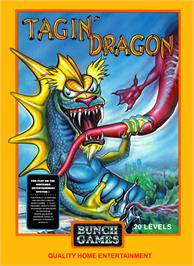 Box cover for Tagin' Dragon on the Nintendo NES.