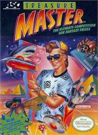 Box cover for Treasure Master on the Nintendo NES.
