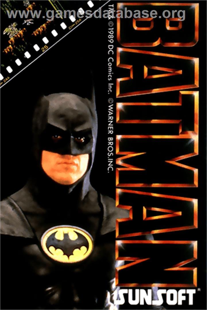 Box cover for Batman: Return of the Joker on the Nintendo NES.