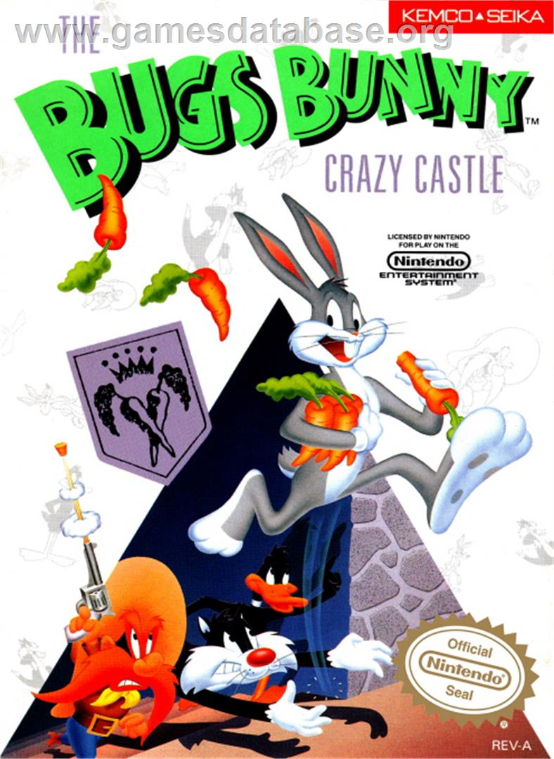 The Bugs Bunny Crazy Castle for NES - GameFAQs
