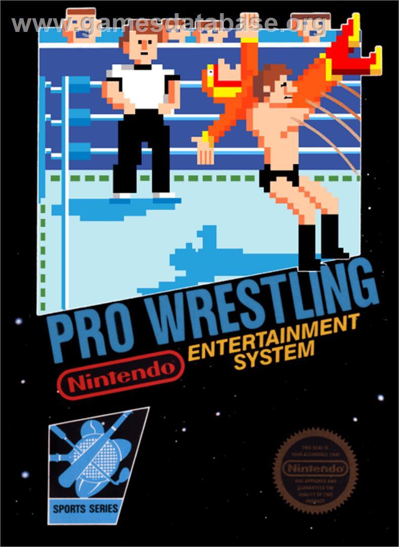 764 x 1080 · 99 kB · jpeg, Pro Wrestling - Nintendo NES