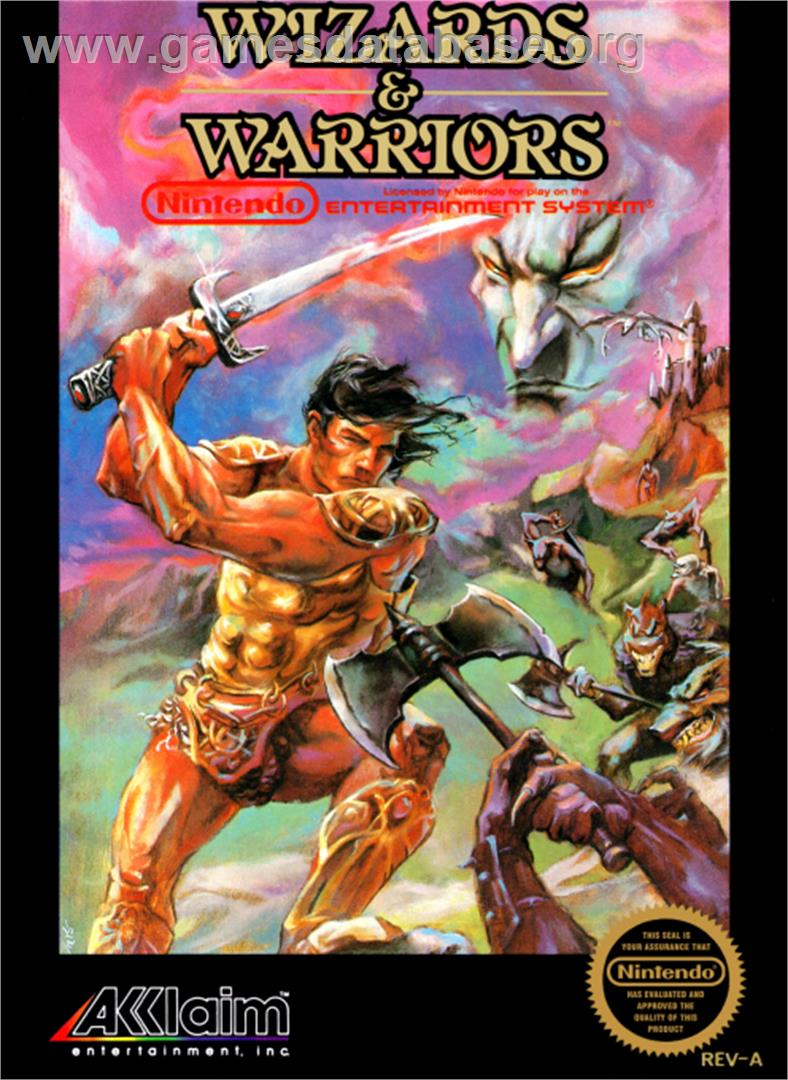 game genie wizards and warriors nes