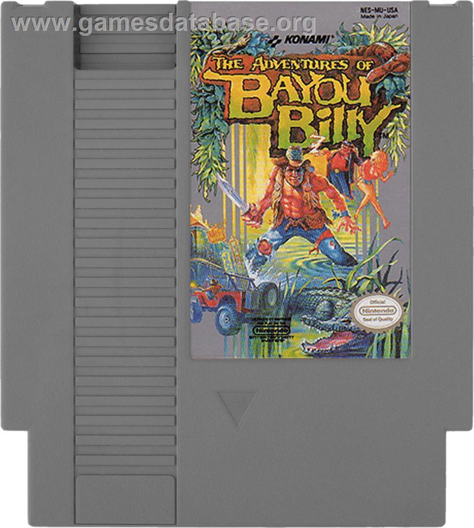 Adventures Of Bayou Billy Nintendo Nes Games Database