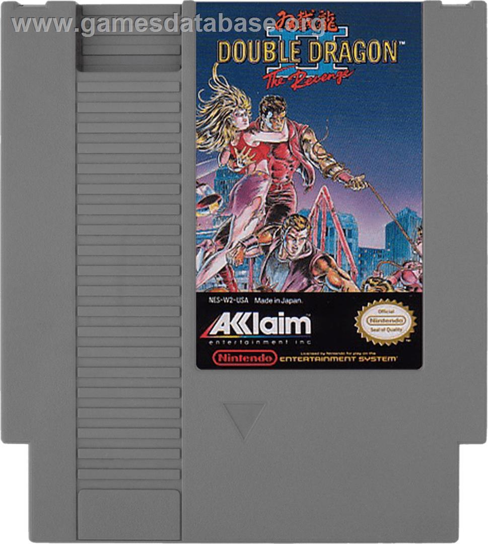 double dragon ii the revenge nes download