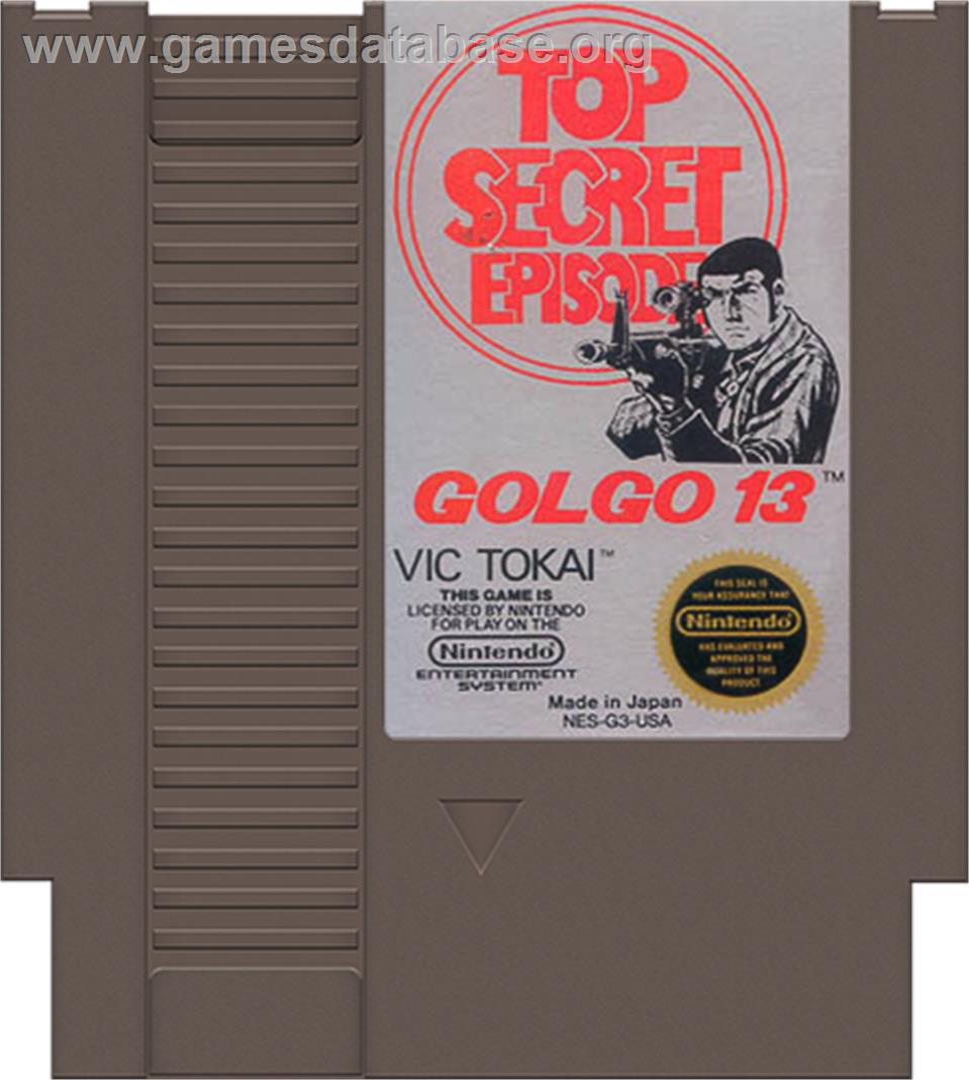 Golgo 13 Music: Golgo 13: Top Secret Episode