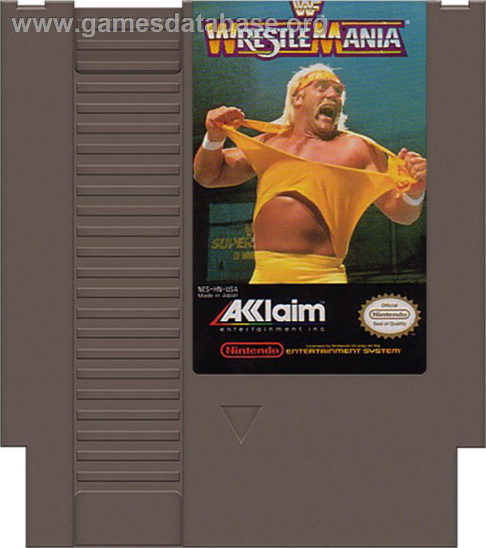 for WWF Wrestlemania: Steel Cage Challenge on the Nintendo NES