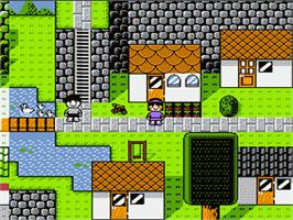 In game image of Bakushou!! Jinsei Gekijou 3 on the Nintendo NES.