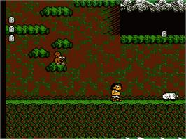 In game image of Bible Adventures on the Nintendo NES.