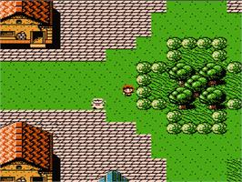In game image of Faria: A World of Mystery and Danger on the Nintendo NES.