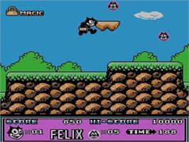 Original 8-bit NES Soundtracks @ vertigofx com - Felix the Cat