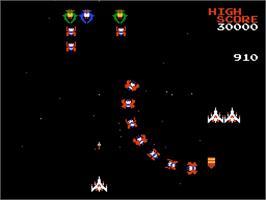 Original 8-bit NES Soundtracks @ vertigofx com - Galaga