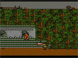 In game image of Secret Scout in the Temple of Demise on the Nintendo NES.