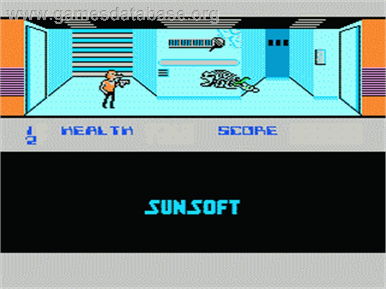 Xenophobe - Nintendo NES - Games Database Xenophobe Game