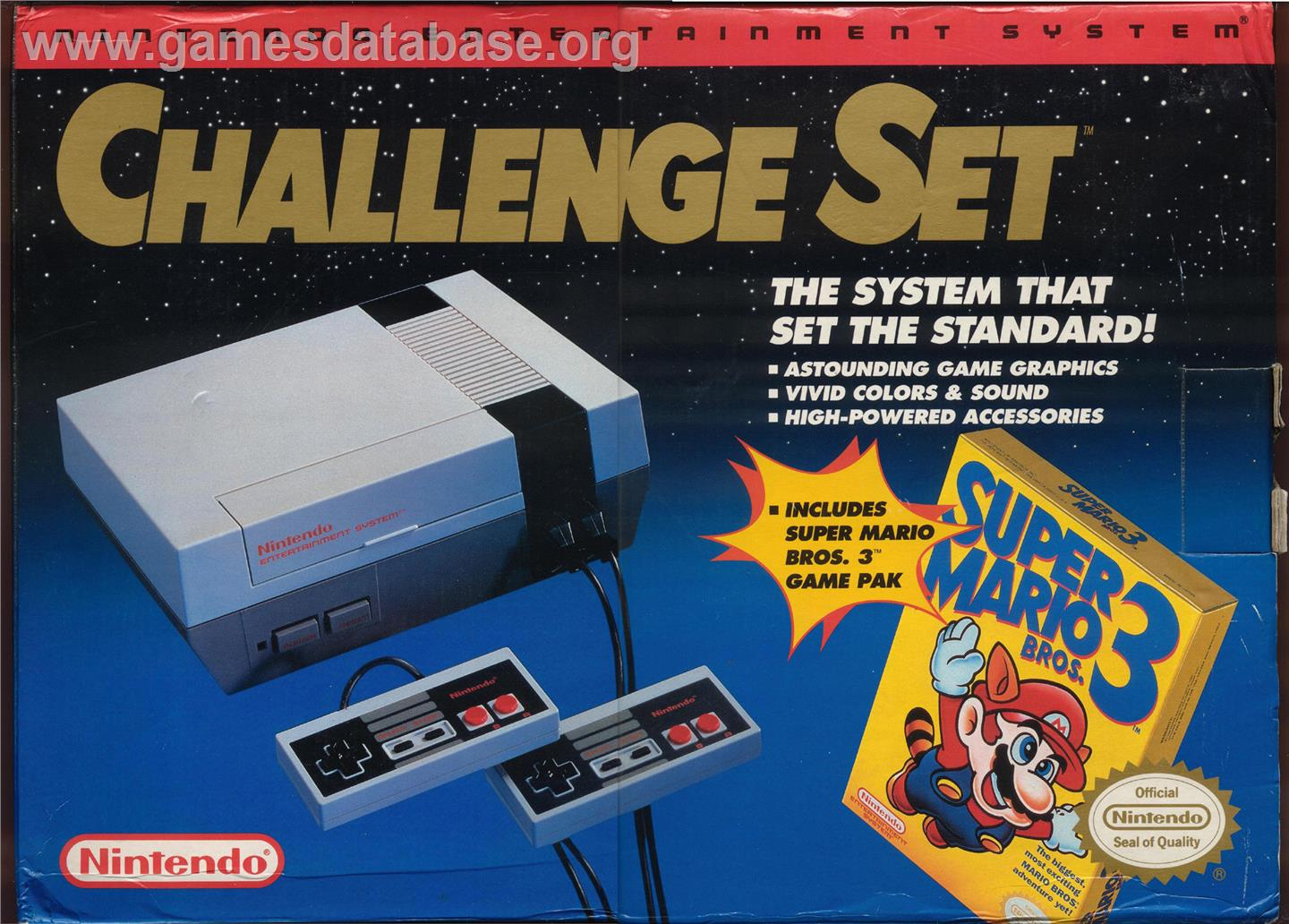About - Nintendo NES - Games Database