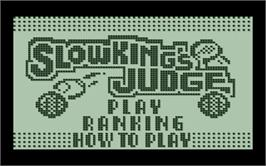 Box cover for Pokemon Party Mini - Slowking's Judge on the Nintendo Pokemon Mini.