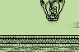 In game image of Pichu Bros. Mini - Netsukikyuu on the Nintendo Pokemon Mini.