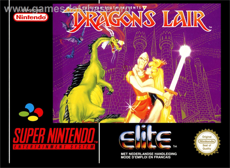Dragon S Lair Nintendo Snes Games Database