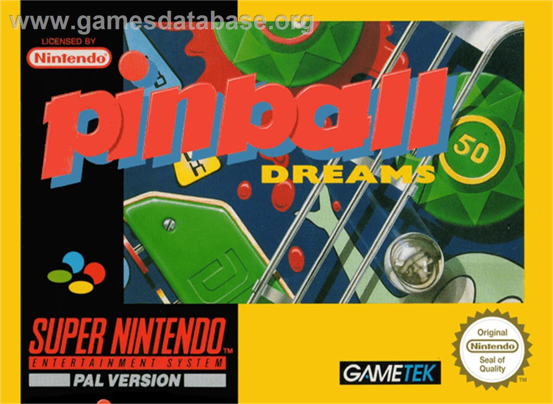 Pinball Dreams (Amiga) Game Download