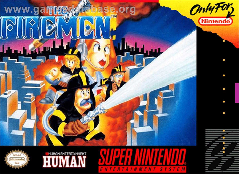 The Firemen Nintendo Snes Games Database