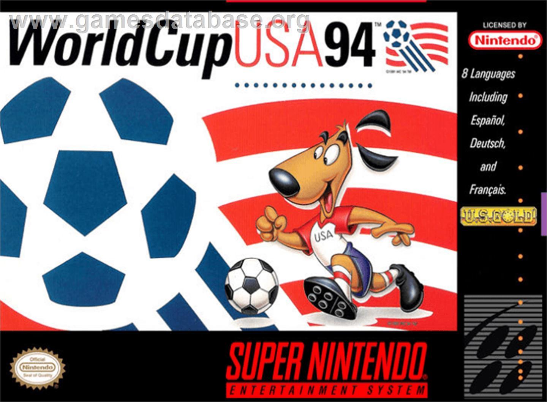 World Cup Usa 94 Nintendo Snes Games Database