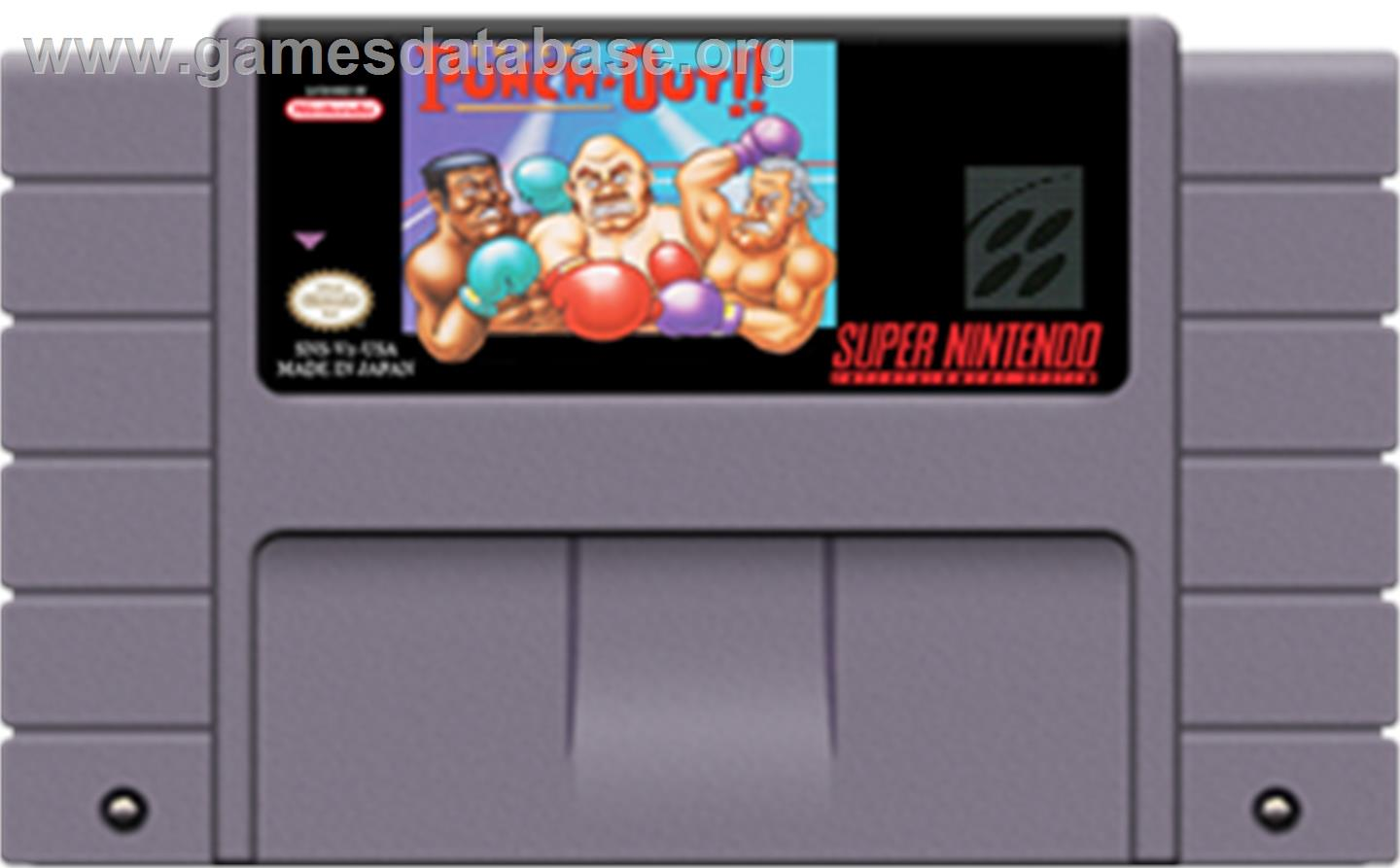 super punch out rom
