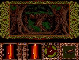 In game image of Obitus on the Nintendo SNES.