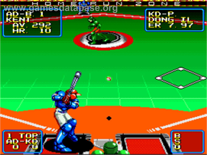 Pc Baseball Games 2020.2020 Super Baseball Nintendo Snes Artwork In Game