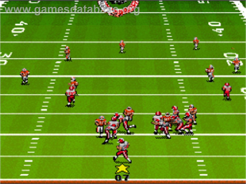Bill Walsh College Football Nintendo Snes Games Database
