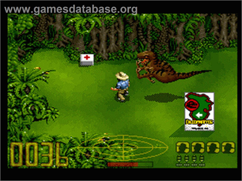Jurassic Park Nintendo Snes Games Database
