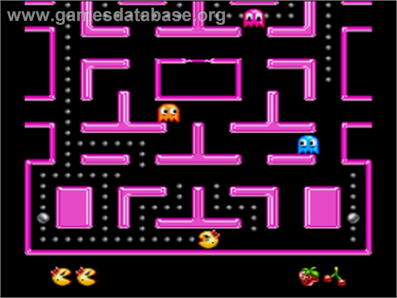 Ms. Pac-Man - Nintendo SNES