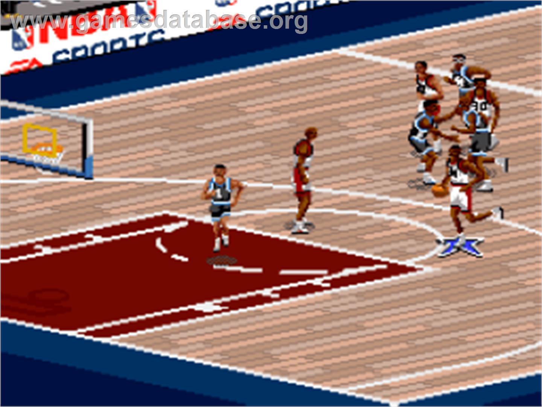 NBA Live '96 - Nintendo SNES - Games Database