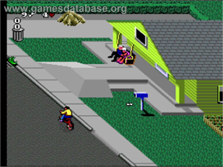 Paperboy 2 - Nintendo SNES