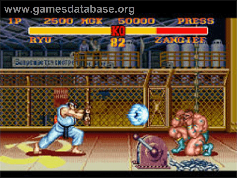 street fighter ii jeu - photo #38