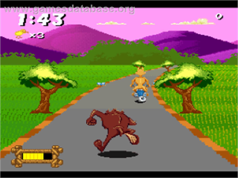 Taz Mania Sega Genesis Games Database