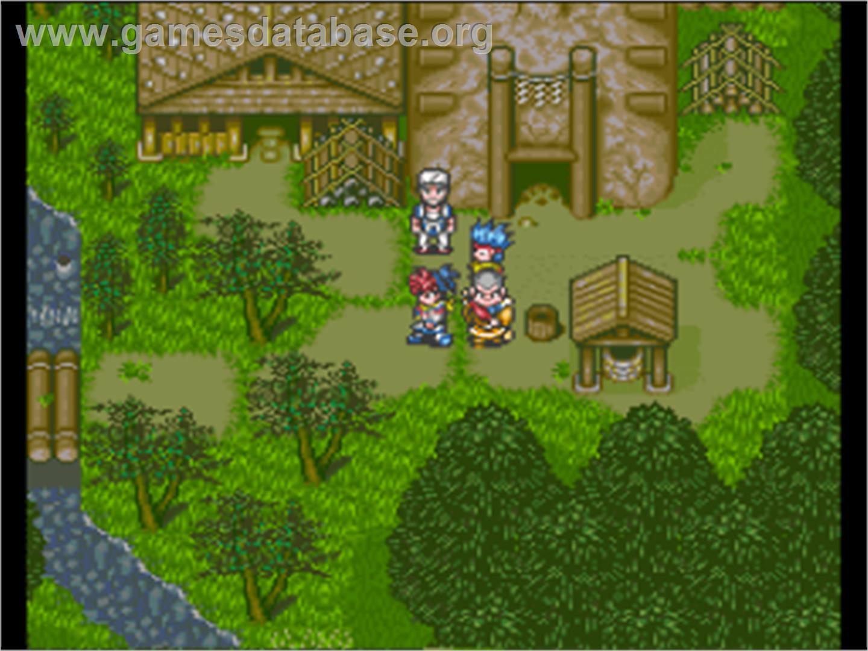 Tengai Makyou Zero - Nintendo SNES - Games Database