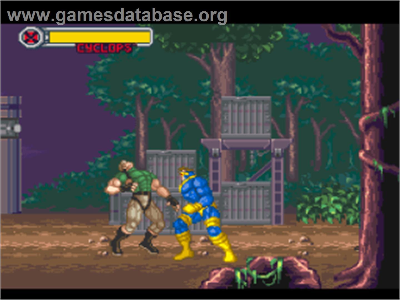 X Men Mutant Apocalypse Nintendo Snes Games Database