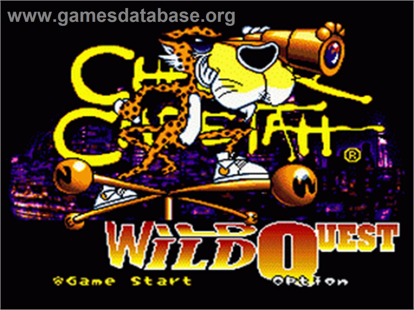Chester Cheetah Golf Game - Free Online Games On Box10