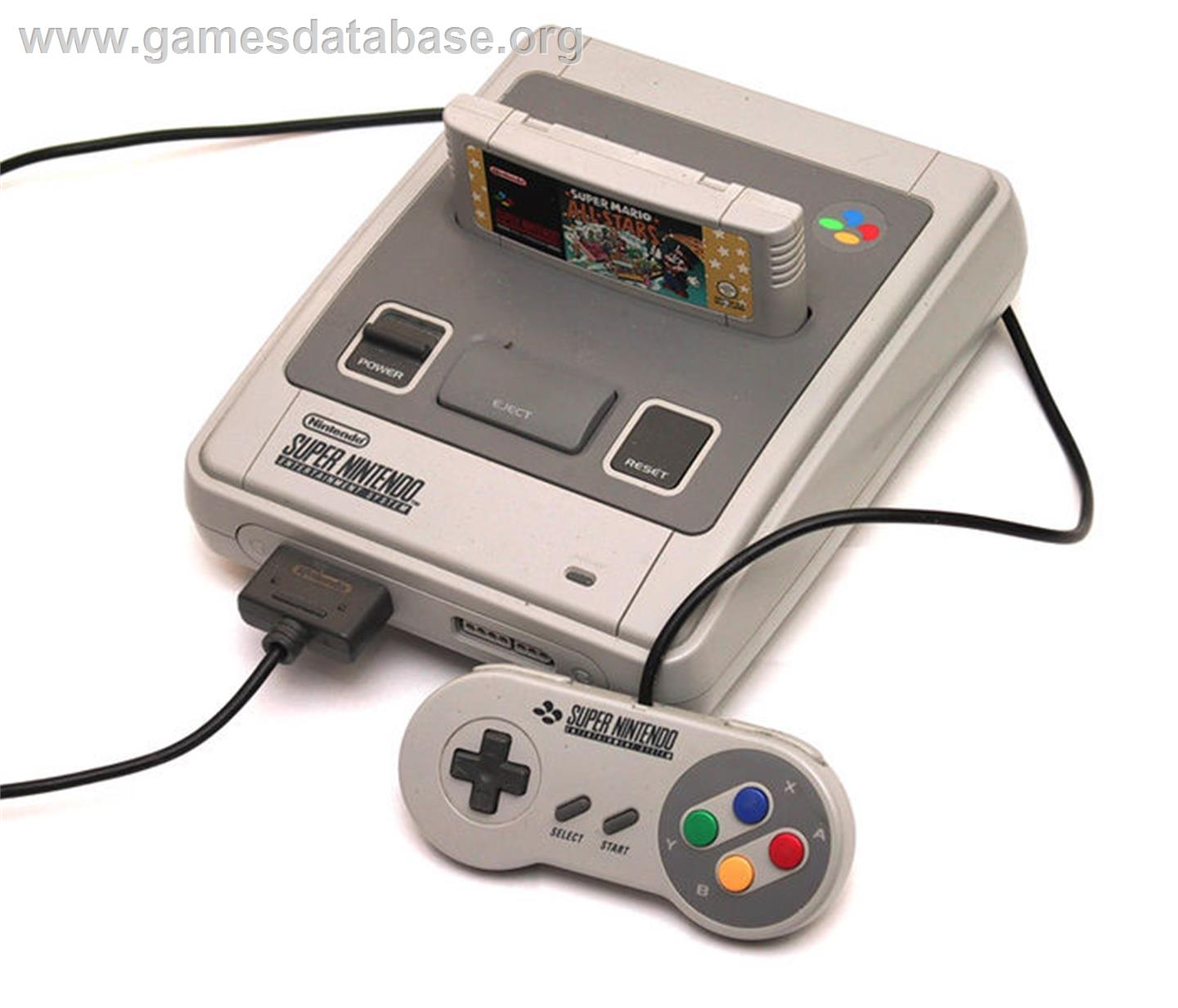 About - Nintendo SNES - Games Database