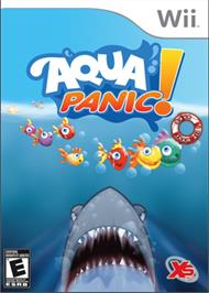 Box cover for Aqua Panic! on the Nintendo Wii.